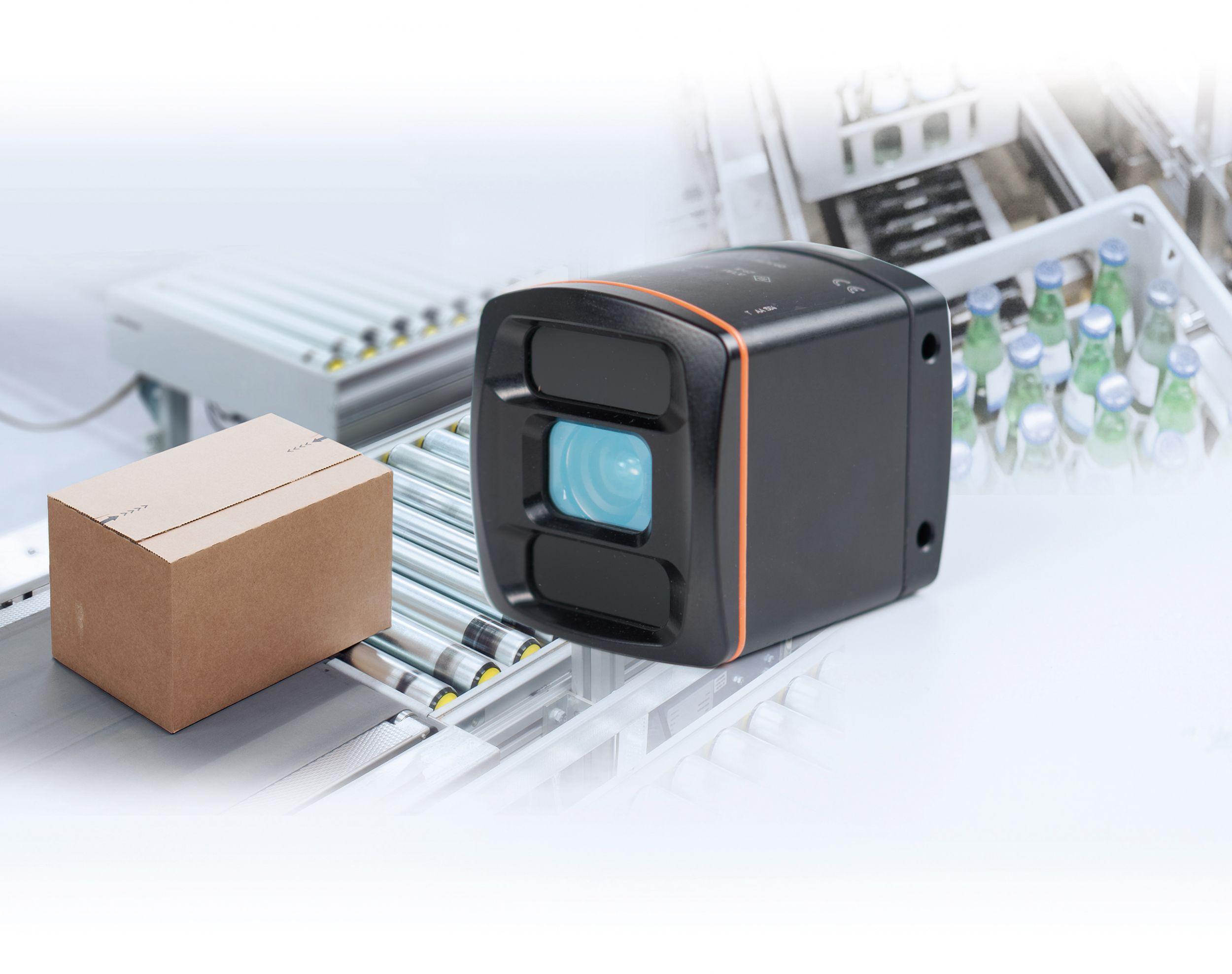 3D-Sensor in drei Minuten konfigurieren