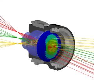 Opto-mechanisches Engineering für Solidworks
