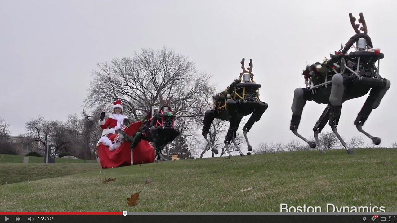 Roboter-Ren(n)tiere