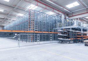 ifm electronic eröffnet Logistikzentrum