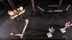 Video: Musizierende, fliegende Roboter