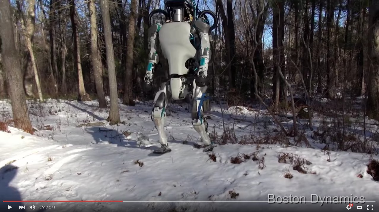 Video: Aktueller Stand der Robotertechnik