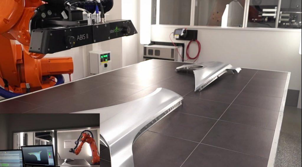 Video: Oberflächenkontrolle bei BMW