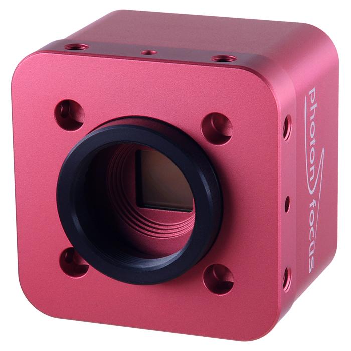 2D-Kameras für Standardapplikationen der industriellen Bildverarbeitung und optischen Messtechnik