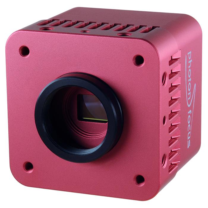 Schnelle CMOS-Kameras mit Global-Shutter-CMOS-Bildsensoren