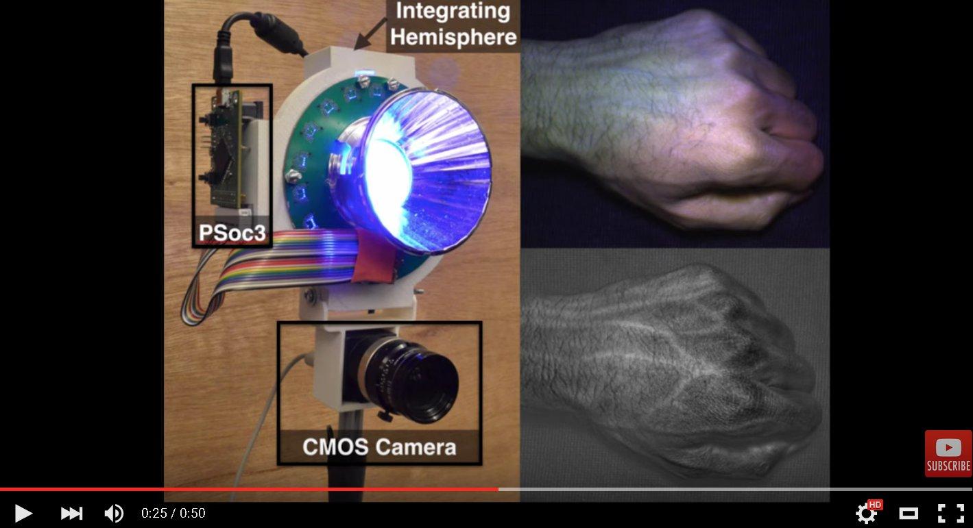 Video: Preisgünstige Hyperspectral-Kamera