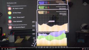 Video: Augmented Reality am Schreibtisch