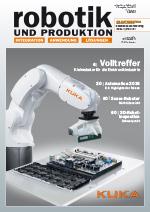 ROBOTIK UND PRODUKTION 2/16 ist online