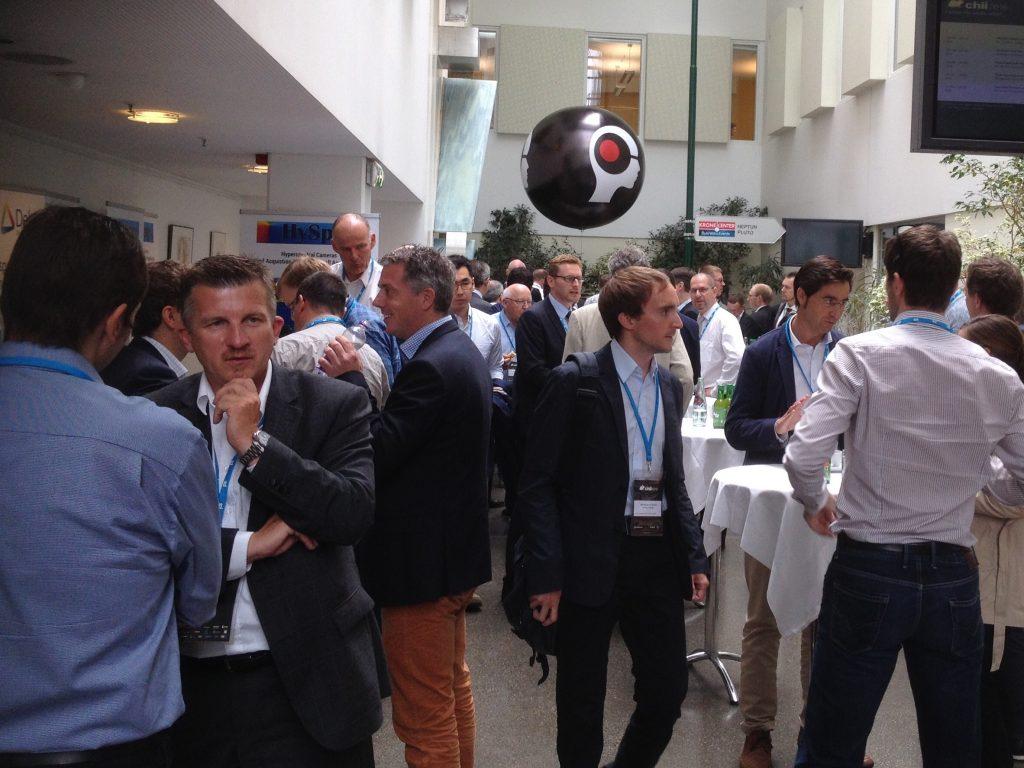 Erfolgreiche Hyperspectral Imaging Konferenz