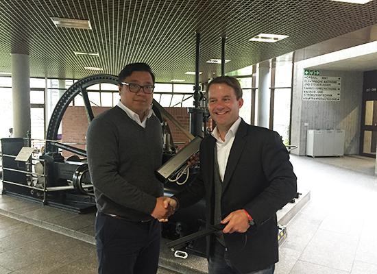 Kooperation OPT und Hochschule Ravensburg