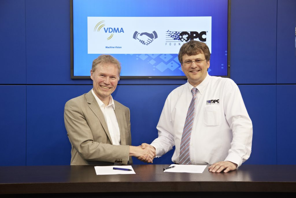 VDMA IBV und OPC Foundation vertiefen Zusammenarbeit