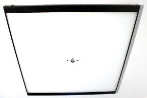 Flächenleuchte mit 820x820mm aktiver Leuchtfläche