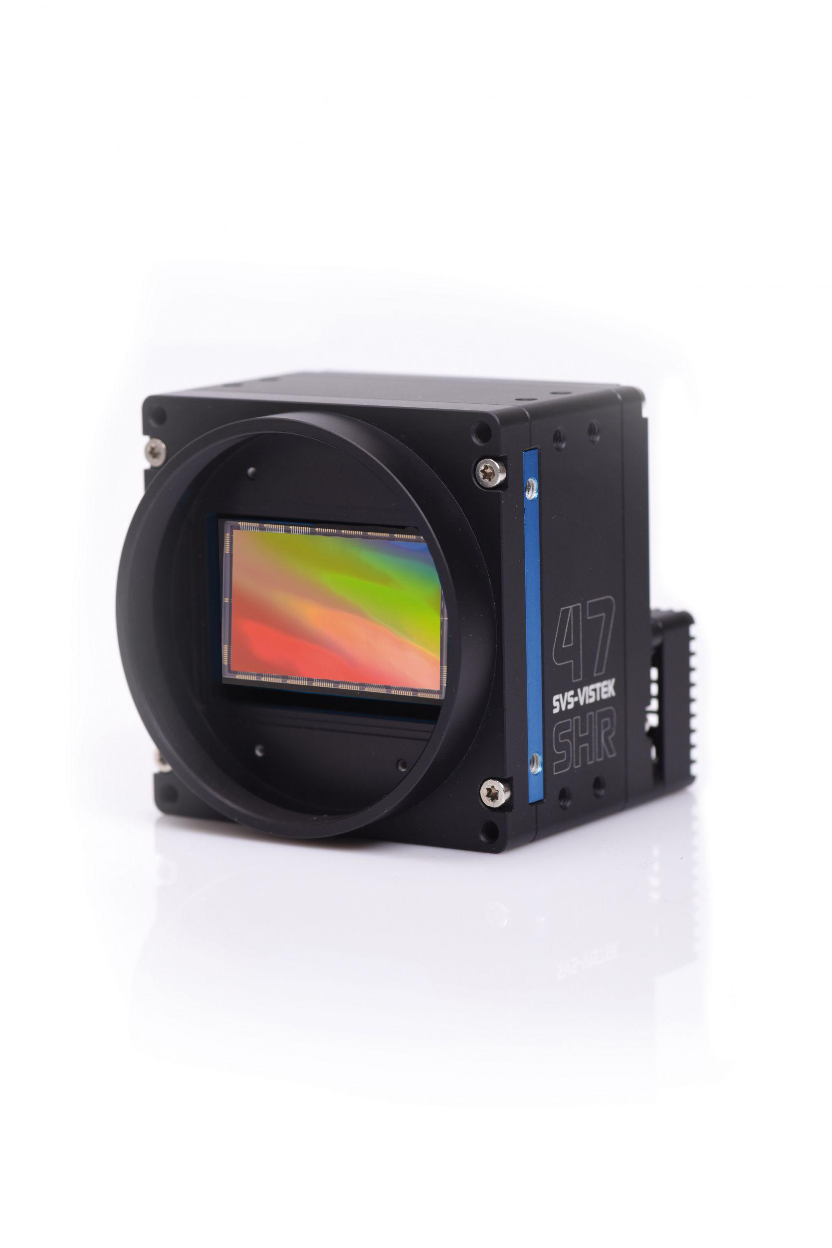 47MP-CCD-Kamera für High-End-Anwendungen