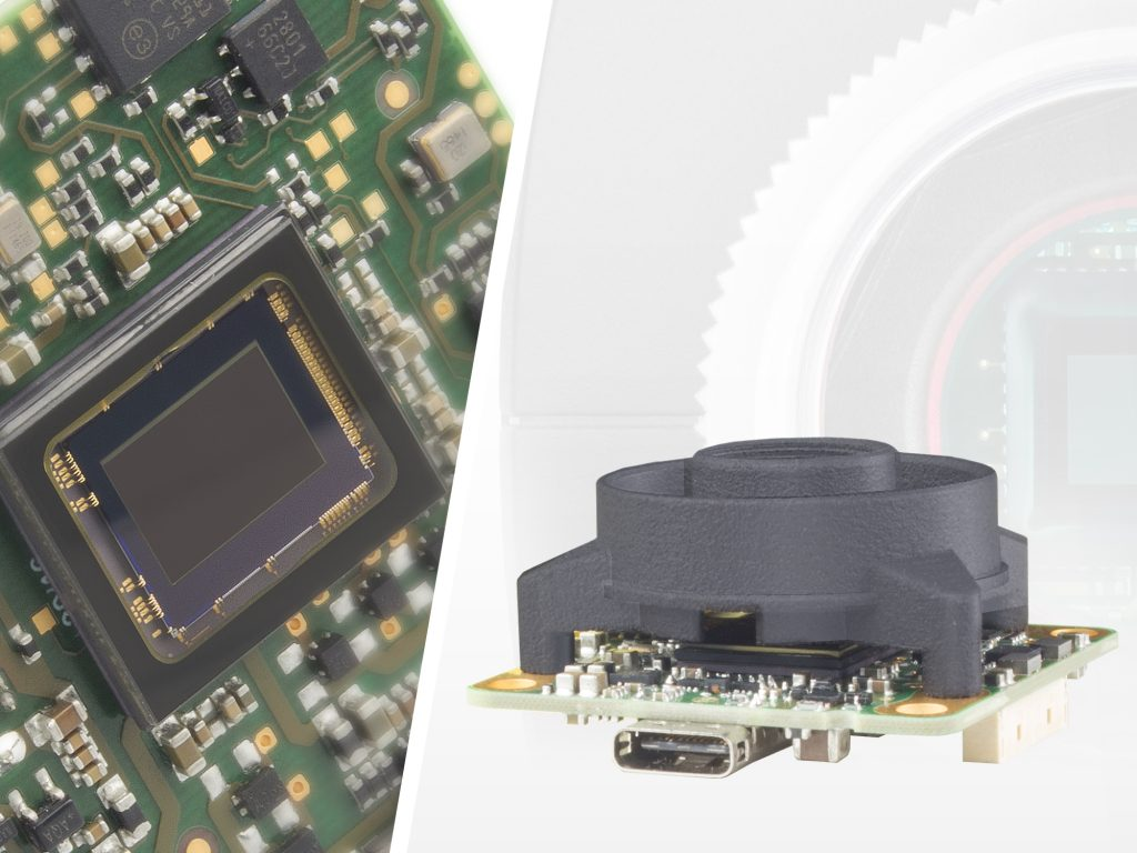 Erste Industriekamera mit USB3.1-Anschluss