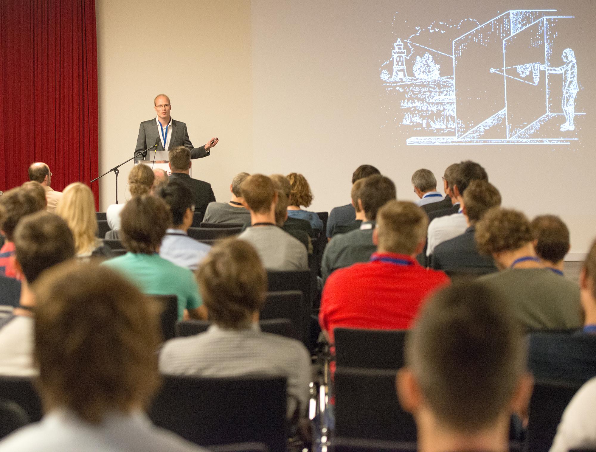 Erfolgreiches Symposium zur Mustererkennung