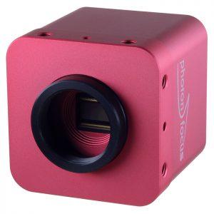 Neue Kameras für Hyperspectral Imaging