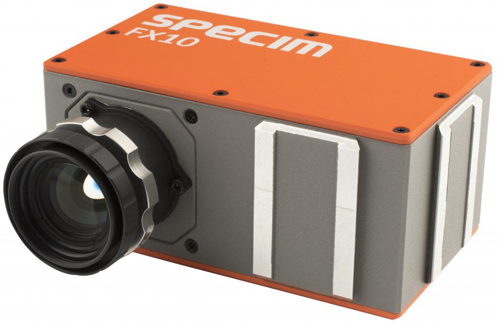 Neue Hyperspectral Partnerschaft von Stemmer Imaging