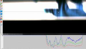 Histogramm in der IDS Software Suite (Bild: IDS Imaging Development Systems GmbH)
