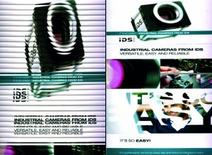 IDS verwandelt mit seinem softwareseitigen Zeilenmodus eine Flächenkamera in eine Zeilenkamera und bietet somit eine kostengünstige Lösung für viele klassische Zeilenkamera-Anwendungen. (Bild: IDS Imaging Development Systems GmbH)