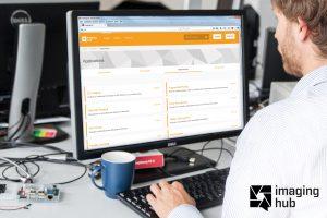 Embedded-Vision-Online-Portal gestartet