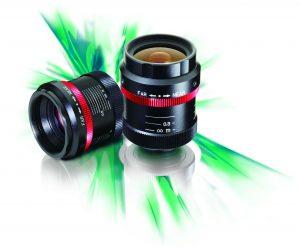Die 4MP HC-V Serie ist in sechs Brennweiten von 8 bis 50mm erhältlich. (Bild: Kowa Optimed Deutschland GmbH)