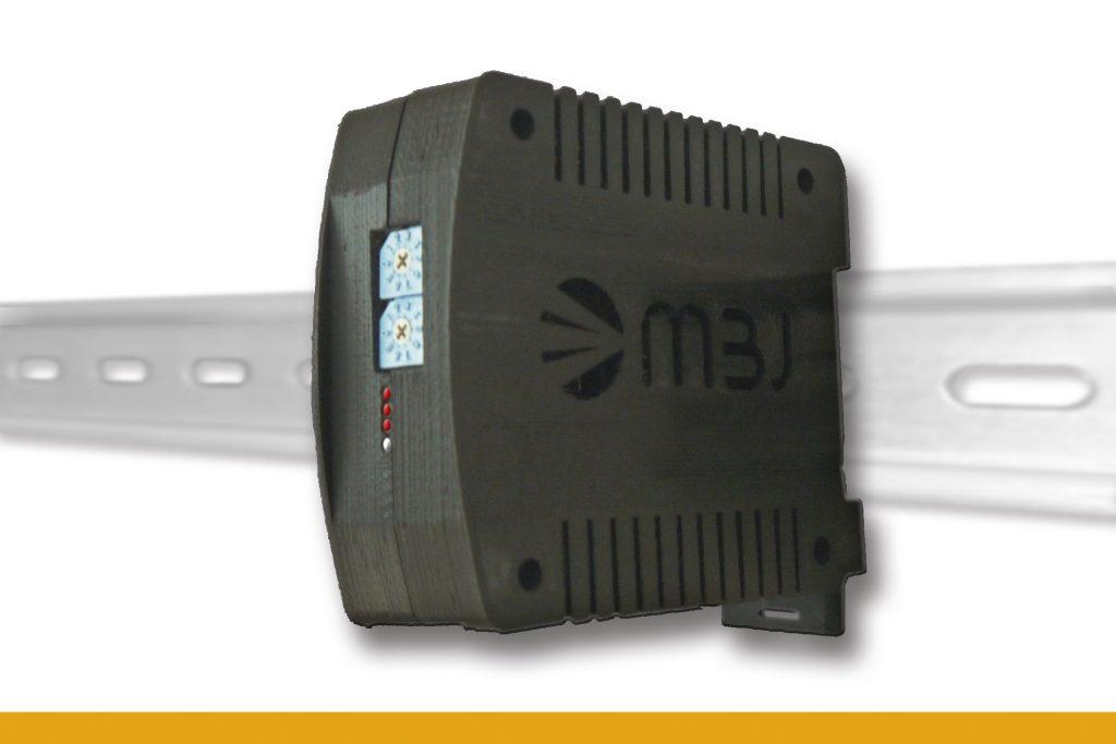 LED-Blitzcontroller für Hutschienen-Montage