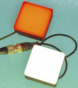 Die LED-Leuchten sind schockresistent bis 30g und widerstehen einer Schwingungsbeanspruchung von 10 bis 50Hz/mm. (Bild: di-soric GmbH & Co. KG)