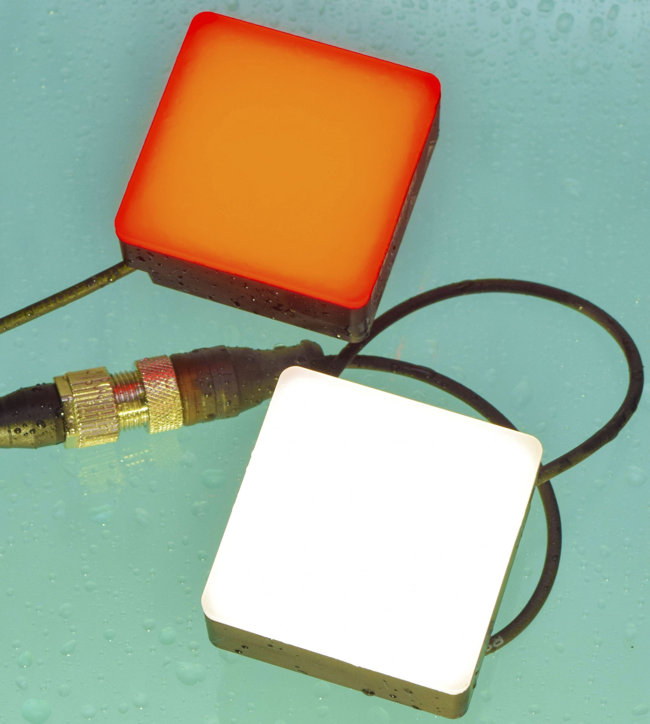 Randlose LED-Leuchten