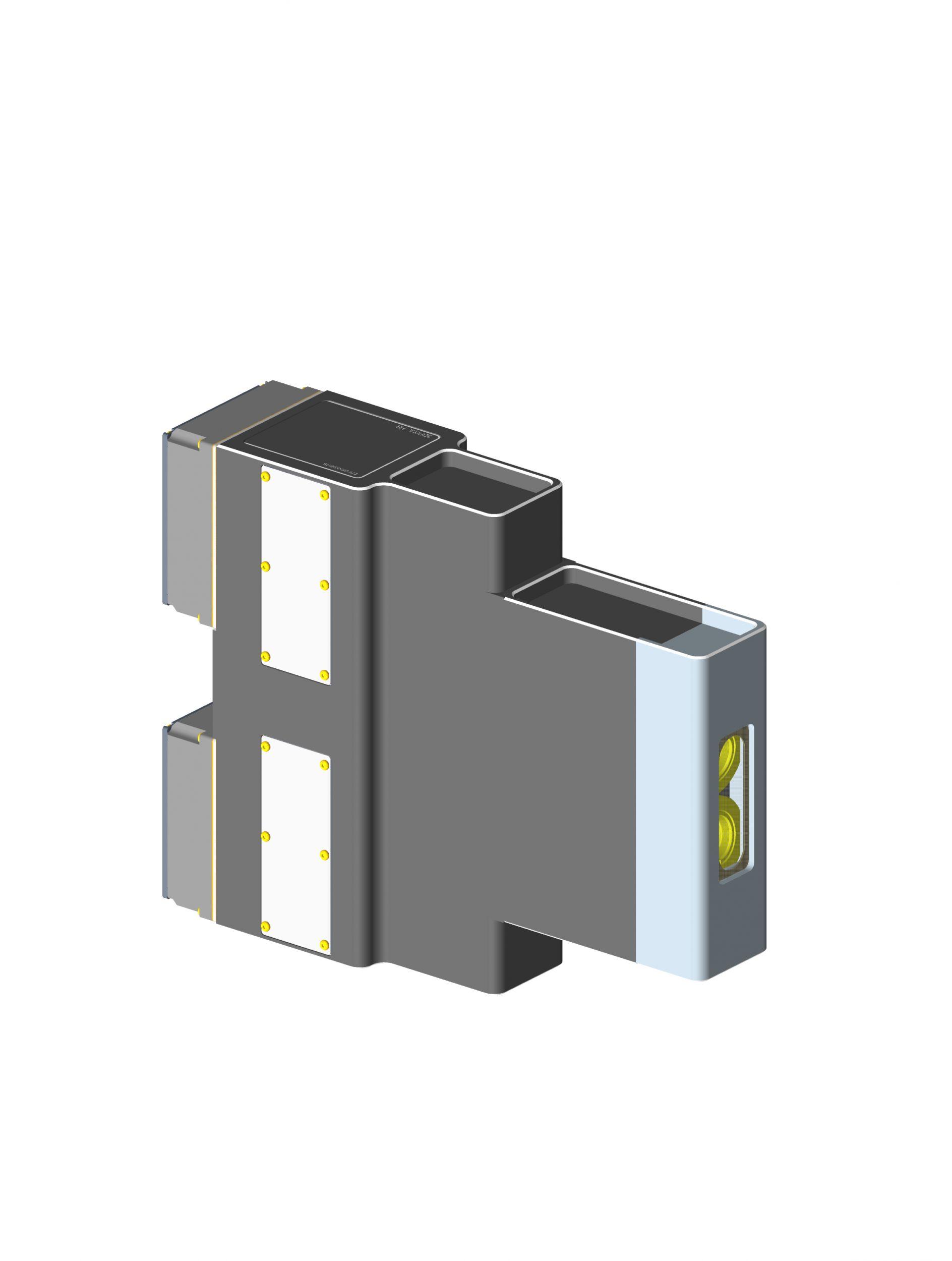 Hochauflösende 3D-Kamera