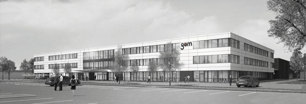 Neuer Hauptsitz für GOM