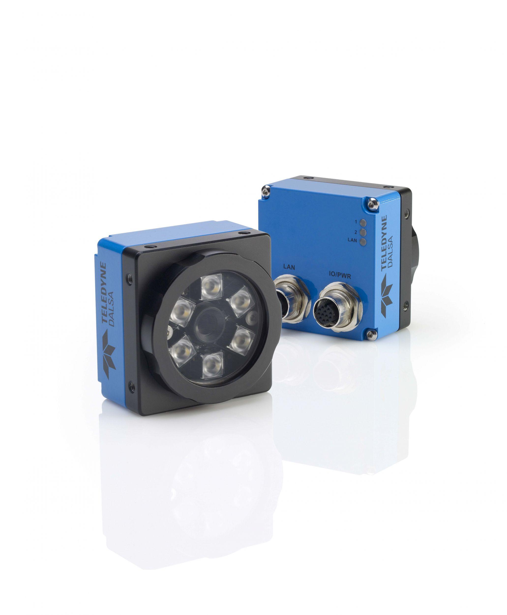 Kostengünstiger Vision-Sensor zur industriellen Identifizierung