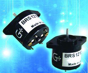 Der BRS wird durch einen kurzen Stromimpuls mit 0,25W oder weniger von einer Endposition zur anderen geschaltet und erreicht Schaltzeiten von weniger als 10ms. (Bild: Maccon GmbH)