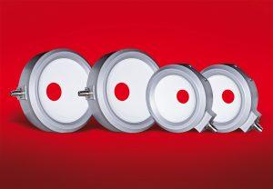 Die Beleuchtungen eignen sich zum schatten- und reflexionsfreien Ausleuchten mit Impulsleistungen bis 120W. (Bild: Vision & Control GmbH)