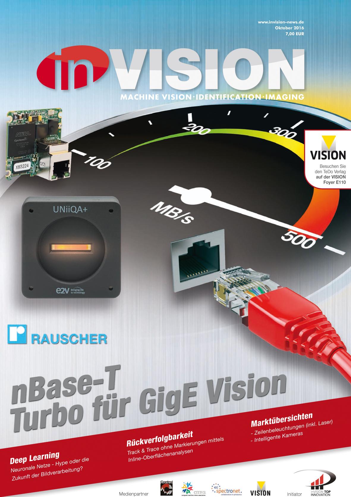 VISION Ausgabe der inVISION online