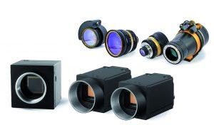 USB- und GigE Vision-Kameras