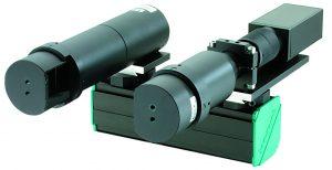 Hardware für eine verarbeitungslösung zur Maßhaltigkeitsprüfung von Behälterglas (Bild: Vision & Control GmbH)