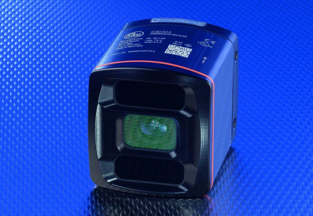 Echtzeit-3D-Kamera mit 23.000 Bildpunkten