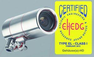 Kamerasystem mit EHEDG-Zertifizierung (Bild: Nophut GmbH)