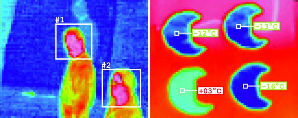 Embedded Thermal Imaging