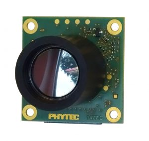 Wärme-Kameramodul VM-051 mit 80x64 Pixel Auflösung (Bild: Phytec Messtechnik GmbH)