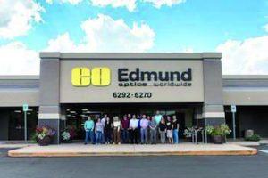 Neues Büro für Edmund Optics