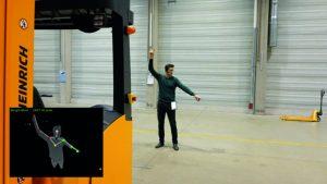 Fahrerlose Transportfahrzeuge sind ein mögliches Einsatzgebiet von Time-of-Flight-Kameras. (Bild: Basler AG)