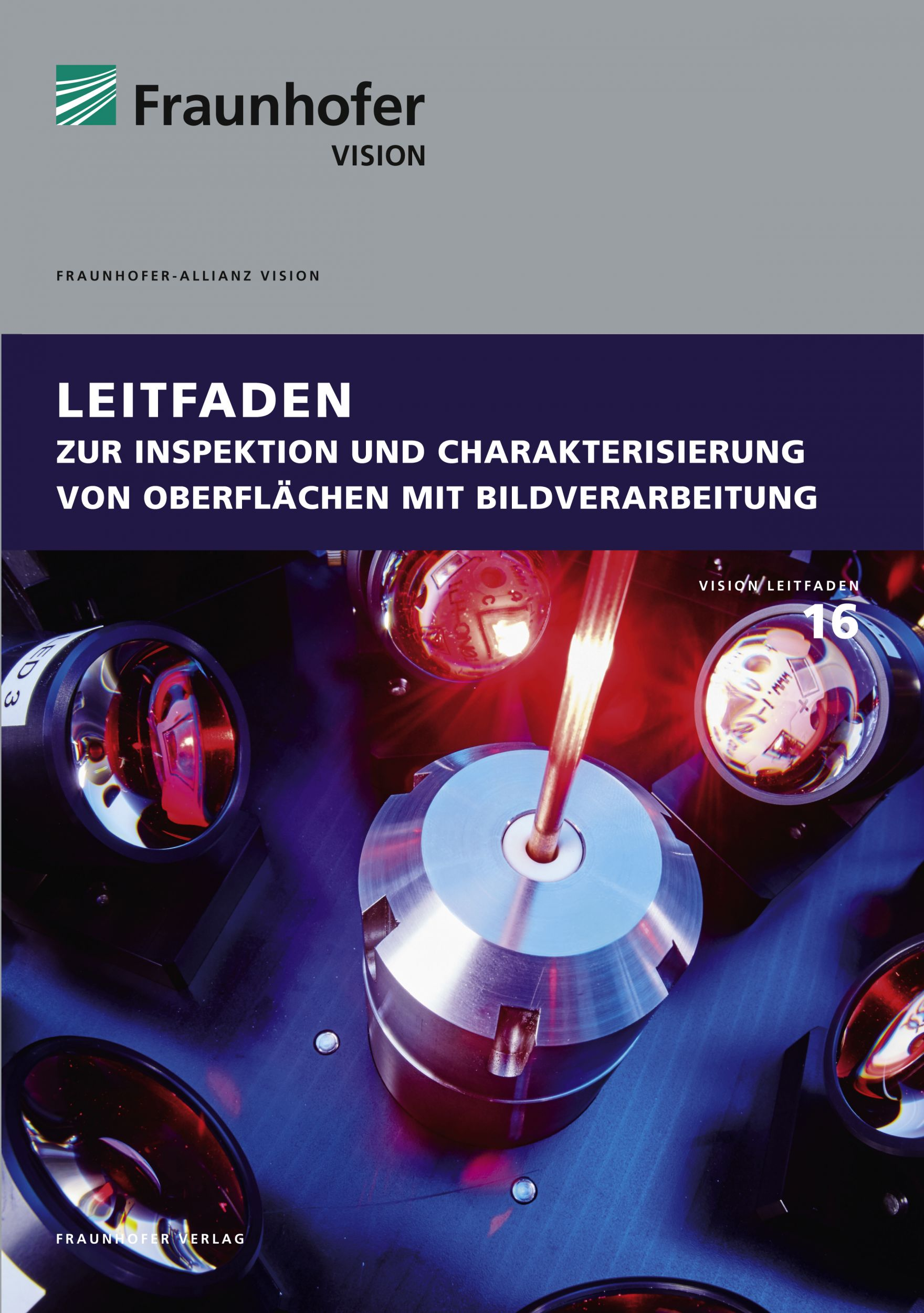 Fraunhofer Leitfaden Oberflächenprüfung