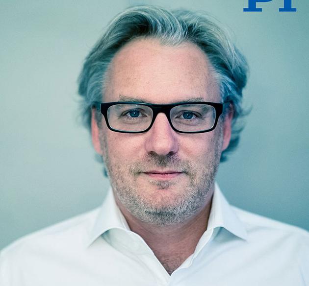 Neuer Vice President Sales & Marketing bei PI