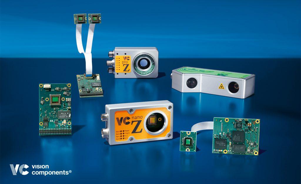 Embedded-Smart-Platinenkameras für OEM-Anwendungen
