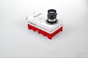 Die Kameras der Butterfleye-Serie, wie z.B. die Q137, basieren auf der intelligenten Kameraplattform D3 von VRmagic Imaging. (Bild: Cubert GmbH)