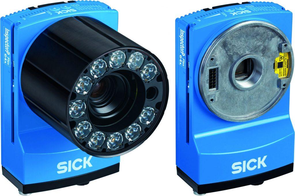 Programmierbare 2D Kameras