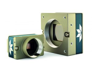 25MP GigE camera with TurboDrive