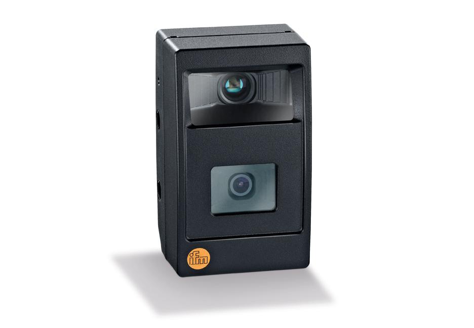 Mobiles 3D-Sensorsystem mit 2D-Kamera und Overlay-Funktion