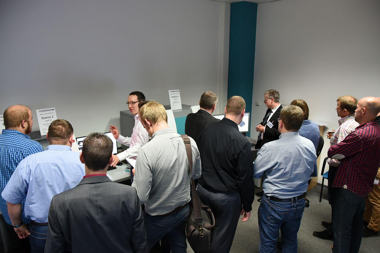 Erfolgreiche CT-Innovationstage bei Wenzel